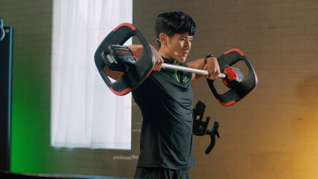 Upper Body Workout with Panu #3