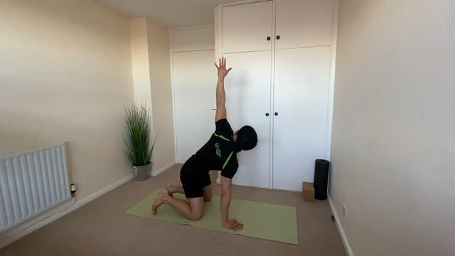 Stretch and Mobility with Panu #1