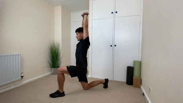 Lower Body Workout with Panu #4