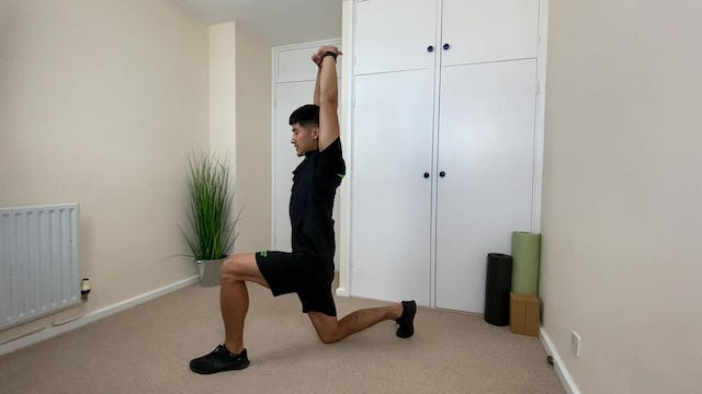 Lower Body Workout with Panu #4