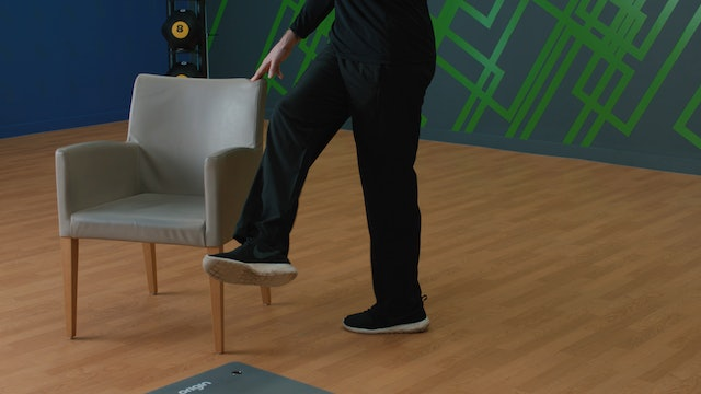 Hip Mobility with Steve
