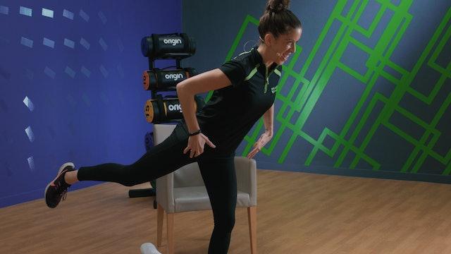 Beginner Knee Rehab with Zahra #2