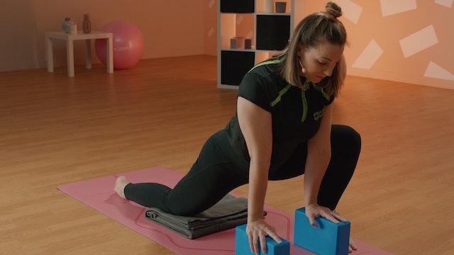 Prenatal Yoga for Trimester 2 with Zoë