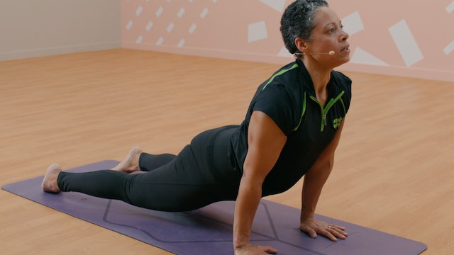 Heart-Opening Yoga with Michaela