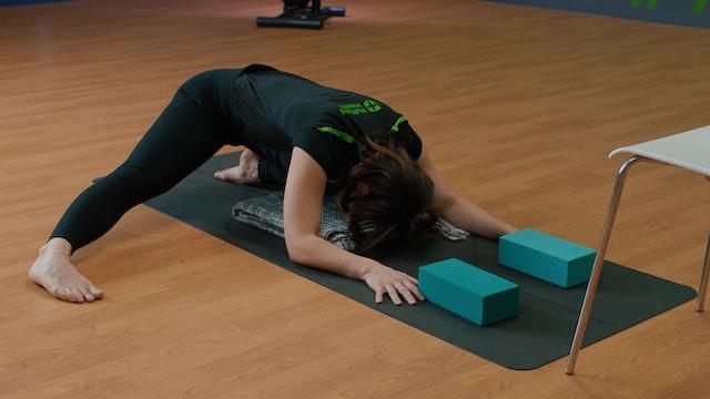 Prenatal Lower-Body Yoga with Zoë