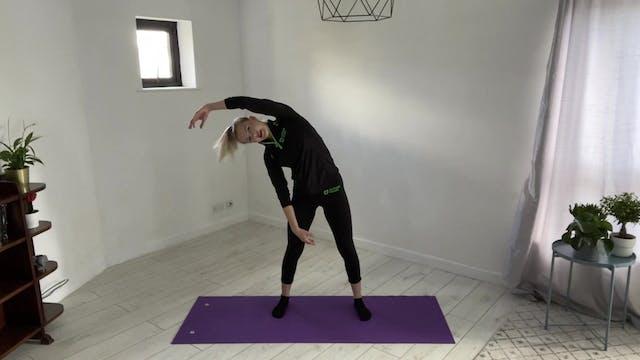 Pilates with Olivia #3
