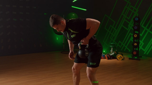 Full Body Workout with Conor #2