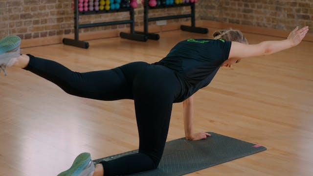 Core Workout with Olivia #3