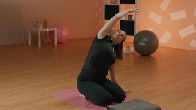 Prenatal Yoga to Prepare for Birth with Zoë