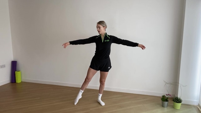 BalletFit with Olivia