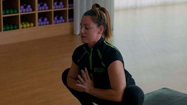 Power Yoga with Zoe