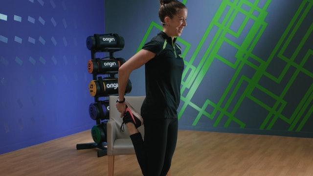 Beginner Knee Rehab with Zahra