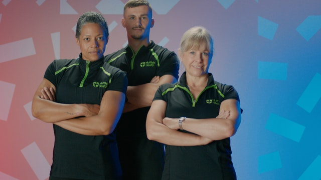National Fitness Day: Strength with Jane