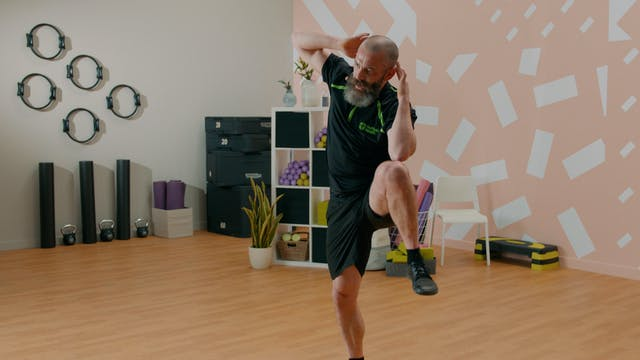 Beginners' Workout with Paul #2