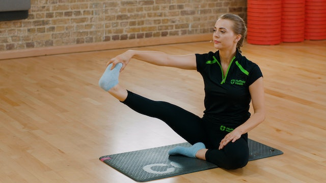 Stretch and Mobilise with Olivia #1