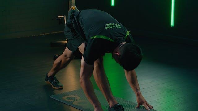 Full Body Stretch with Panu
