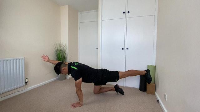 Full Body Workout with Panu #4