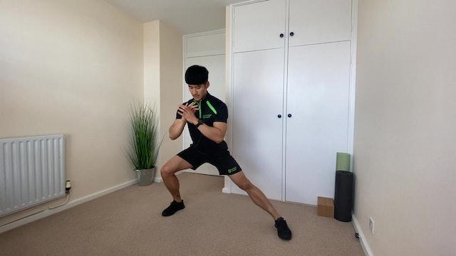 Lower Body Workout with Panu #2