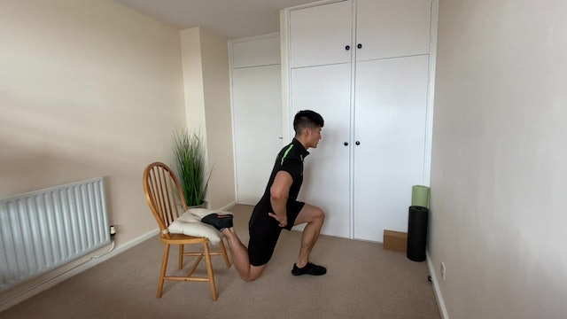 Lower Body Workout with Panu