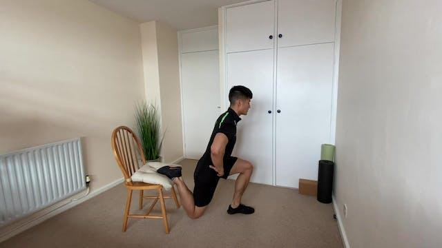 Lower Body Workout with Panu