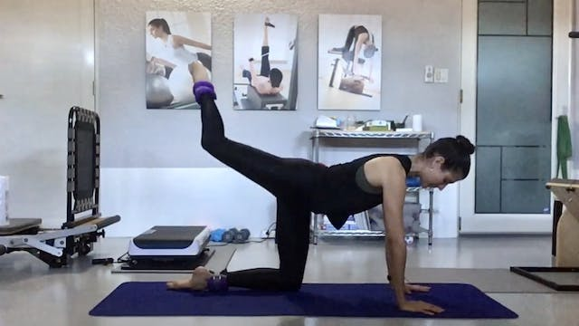 26-Min. Pilates Body Flow