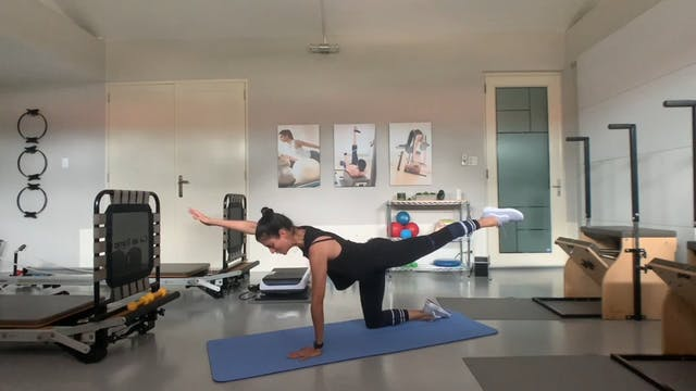 60-Min. Fitness/Pilates Flow