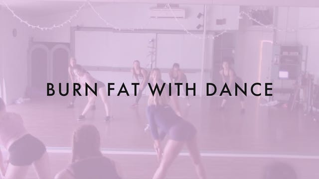 Burn Fat With Dance