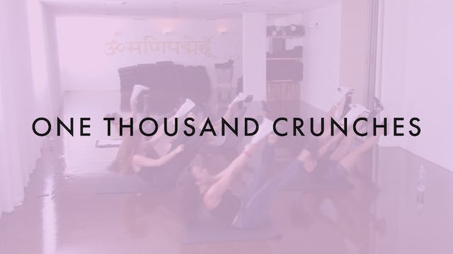 One Thousand Crunches