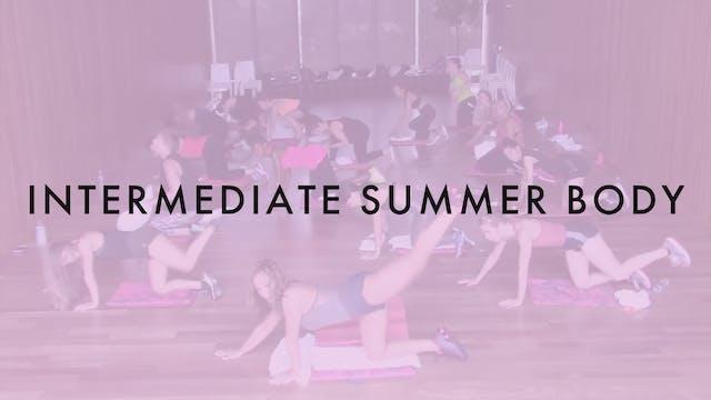 Summer Body 2018:  INTERMEDIATE