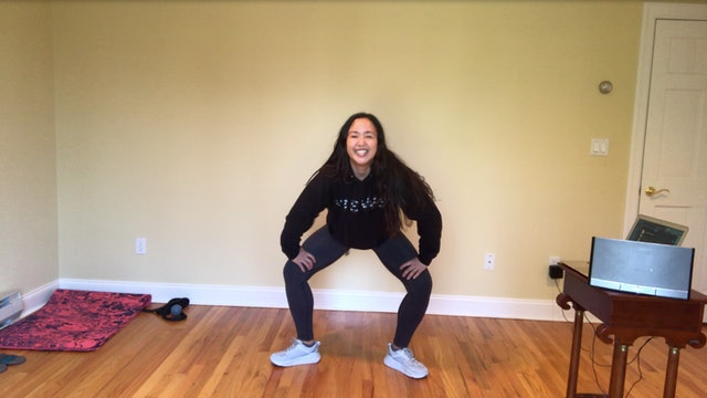 THE 45 MIN NW DANCE WORKOUT 1