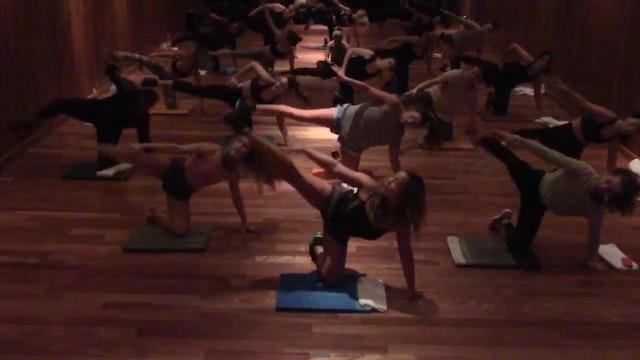 Backup Dancer Training:  NW Method Mat Workout