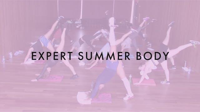 Summer Body 2018:  EXPERT
