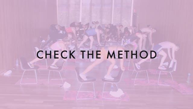 Check the Method