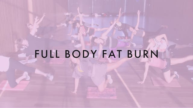 Full Body Fat Burn