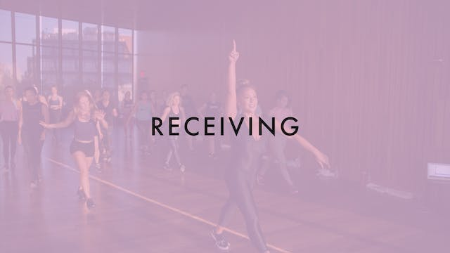 Receiving: Live from NYC