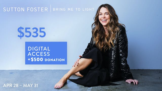 $535 | Bring Me to Light + Donation