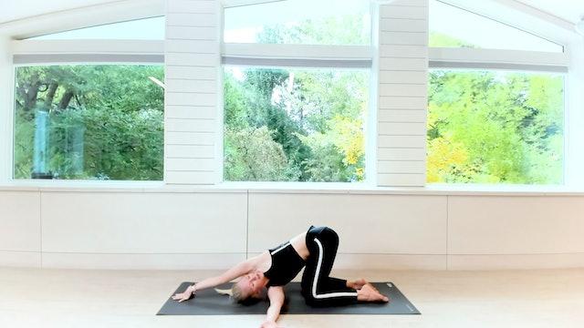 19 Min O2 Stretch with Alysia Lowell