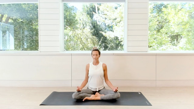 7 Min O2 Meditation with Kerrie Schur
