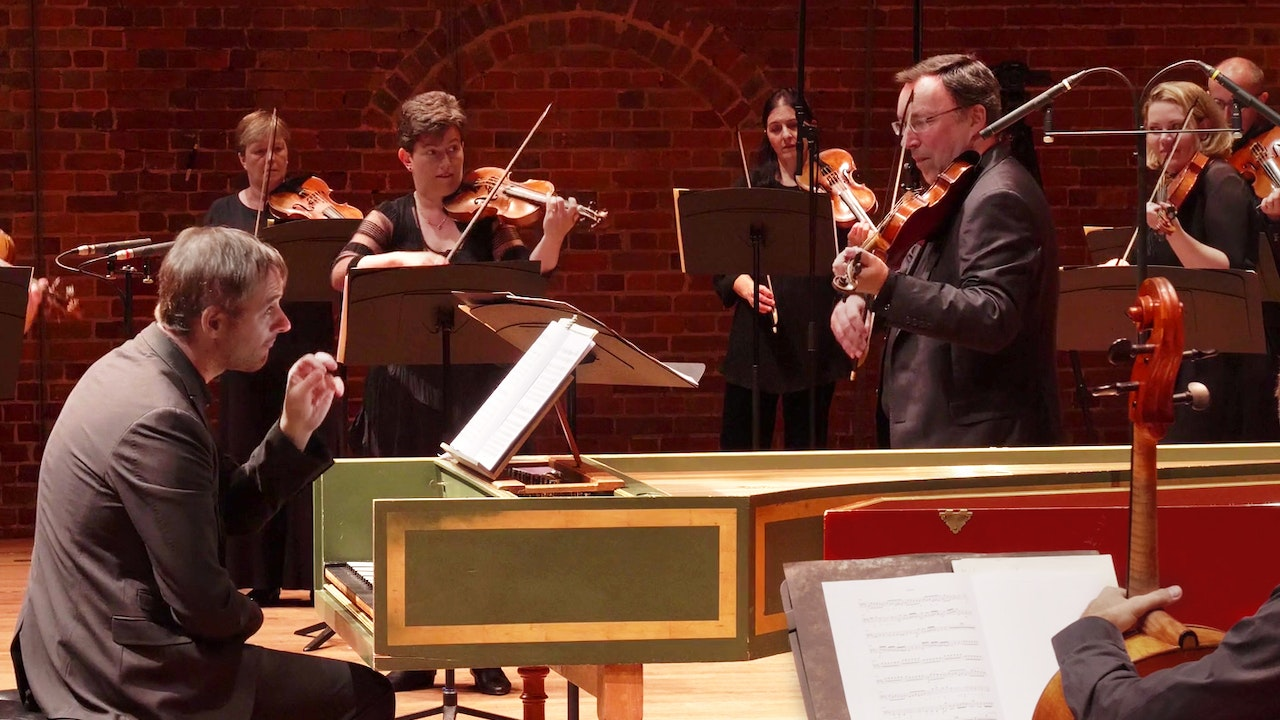 Seeing Double: Concertos by Bach, Vivaldi and more