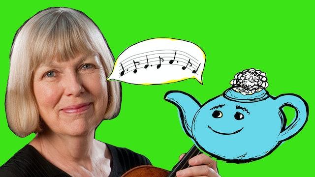 Tea with Netty: OAE Founding member Alison Bury