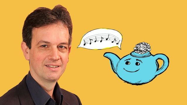 Tea with Netty: Director of BBC Proms...