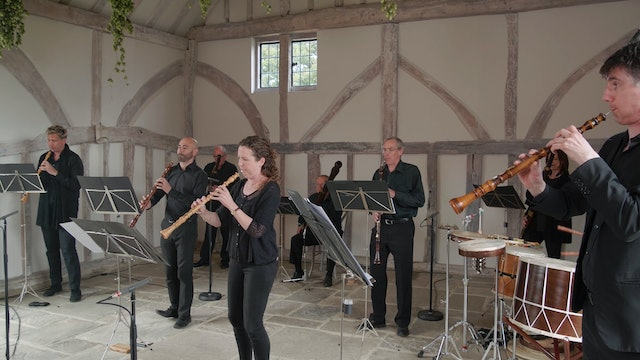 The Oboe Band in England