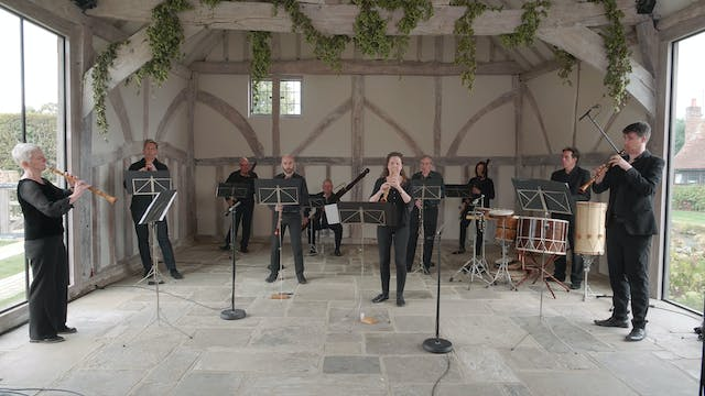 The Oboe Band in France