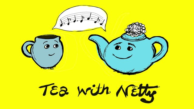 Tea with Netty: Backstage at Glyndebo...