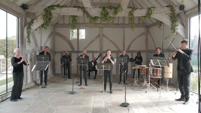 The Oboe Band in Germany