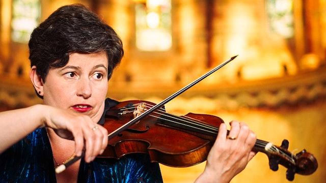 Telemann Violin Fantasias with Kati Debretzeni