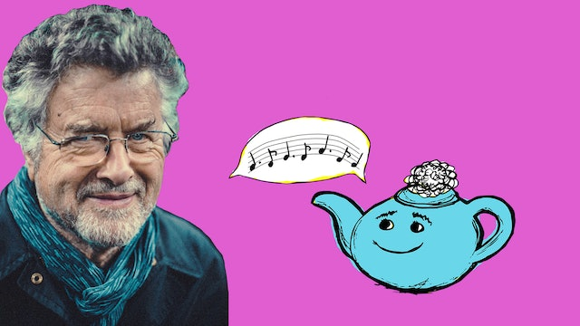 Tea with Netty: OAE Librarian Colin Kitching