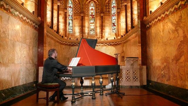 Telemann Harpsichord Fantasias with Steven Devine
