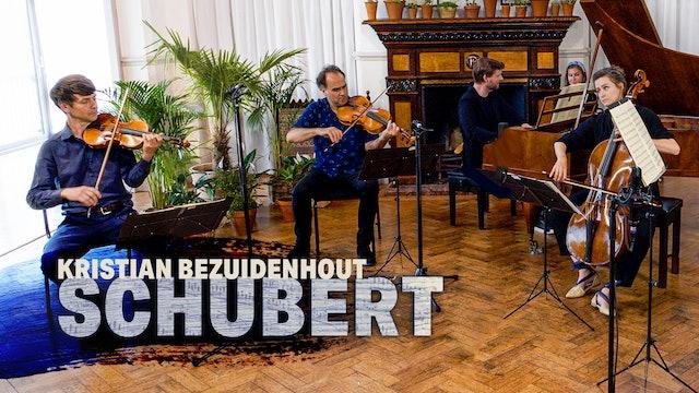 Coming 28 October Kristian Bezuidenhout plays Schubert