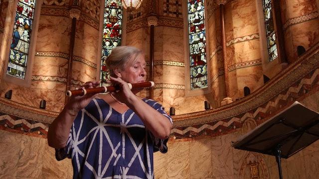 Telemann Flute Fantasias with Lisa Beznosiuk